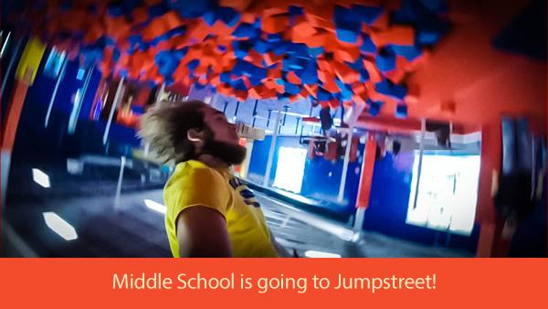 Middle School Jumpstreet Trip Calvary Chapel Stone Mountain